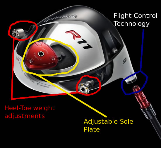 taylormade r11 review